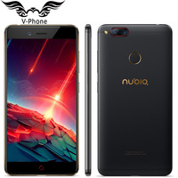 Original ZTE Nubia Z17 Mini LTE 4G Mobile Phone 6GB 64GB 5 2 Inch Snapdragon 653