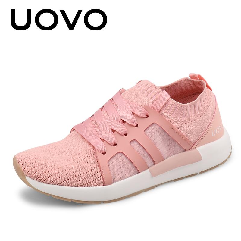 Blanc 39 Design Léger 2018 Maille Poids Et Eur Rose Nouveau Pink Femmes 35 Chaussures Uovo D'été white Respirant wIqxZv