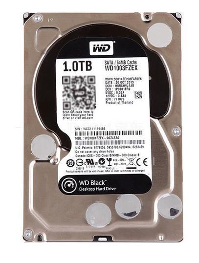 3 года гарантии 100% Новый и оригинальный WD1003FZEX 1 ТБ SATA3 64 М 7.2 К