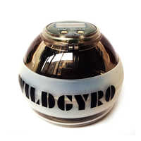 Muskel Entspannen Hand Ball Gyroskop Energie Power LED Kugel + Speed Meter Zähler Handball Exerciser Handgelenk-stärkungsmittel-ball Fitness Gyro Ball