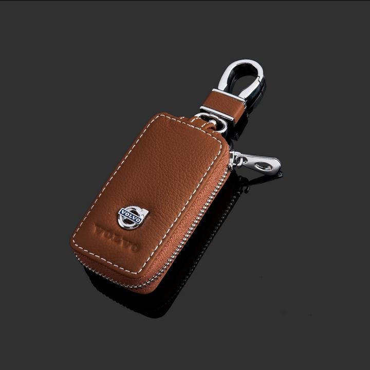 2016-New-luxurious-Design-Auto-Key-Wallet-For-Volvo-Fashion-Leather-car-key-case-cover-for (2)