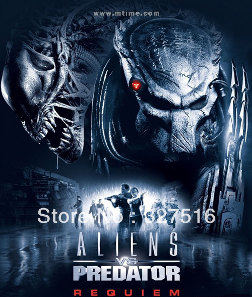 Wholesale Halloween Party Mask NECA Predator two colors (10pcs/lot) Christmas Cosplay  Party Mask Free shipping
