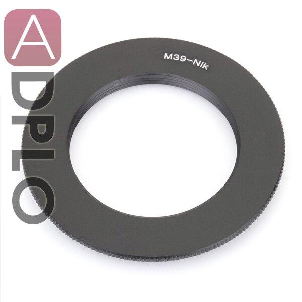 Pixco adaptador de objetivo para macro M39 a Nikon D5300 D3300 DF D610 D7100 D52000 D3X D90 D700 D810