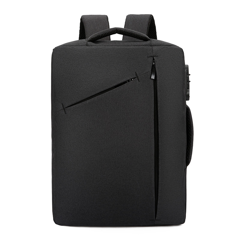 New Men Backpack Laptop Anti Theft Code Lock 15.6 Inch Business Backpack For Women Men Students School Bag Mochilas Mujer Hombre