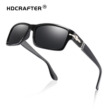 HDCRAFTER Fashion Men Polarized Driving Sunglasses Mission Impossible4 Tom Cruise James Bond Sun Glasses