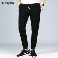 Men S Sweatpants New Autumn Winter Joggers Pants Elastic Waist Loose Cotton SweatPants For Men Casual
