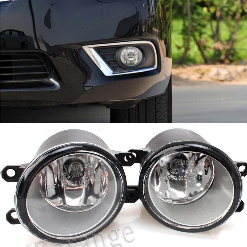 2PCS Fog light Lamp Left + Right Set For Toyota Camry Corolla Yaris RAV4 Lexus GS350 GS450h LX570 HS250h IS-F LX570 RX350 RX450h 2pcs left