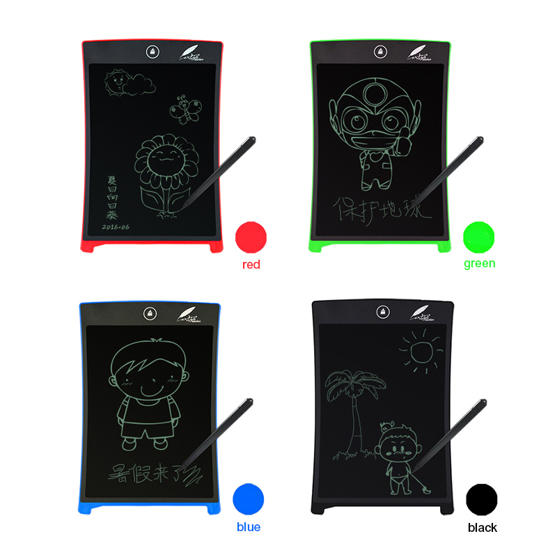 LCD Writing Tablet Digital Drawing Tablet 8.5 Inch Portable Smart Handwriting Pads Electronic Tablet Board ultra-thin Kids gift