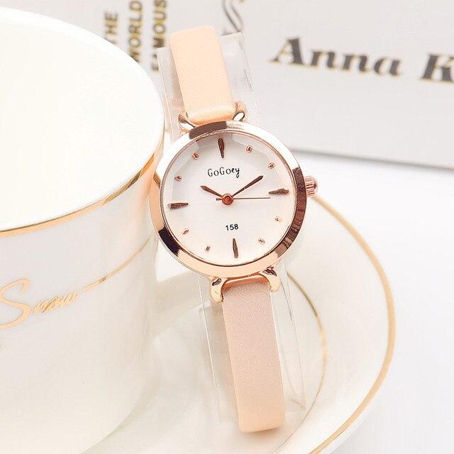 ccad1dbfbc4b Retro de moda pequeño Dial vestido de las mujeres relojes de lujo de la  marca superior
