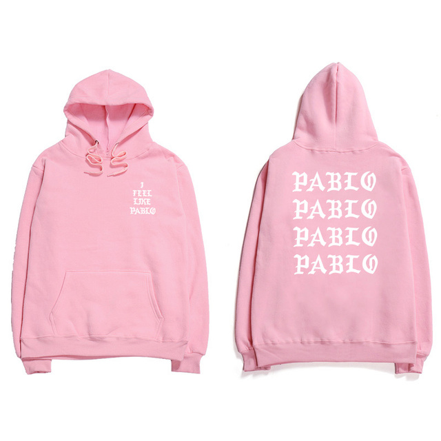 8bfa648ba9b0 Assc Hip Hop Hoodies Men I Feel Like Pablo Kanye West Streetwear Hoodie  Sweatshirts Anti Social