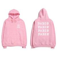 Assc Hip Hop Hoodies Men I Feel Like Pablo Kanye West Streetwear Hoodie Sweatshirts Anti Social