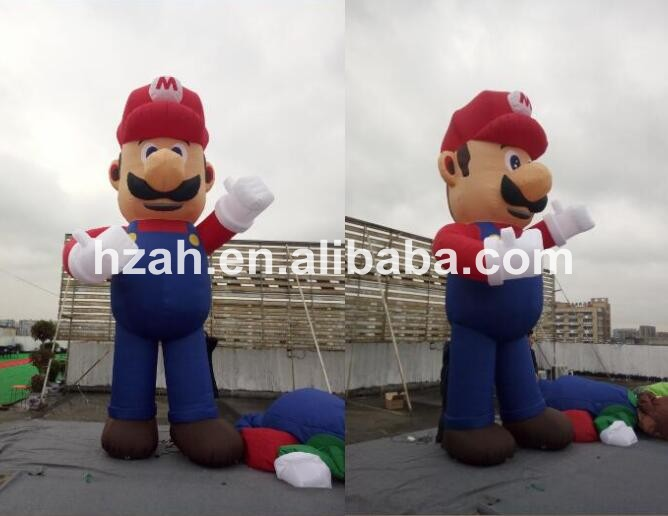 Advertising Inflatable Mario Model