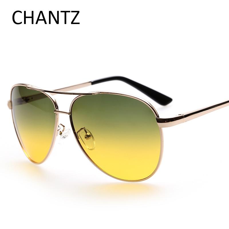 Night Vision Glasses Polarized Driving Sunglasses Men Brand Designer 2018 UV400 Spring Hinge Shades Lunette De Soleil Homme in Men 39 s Sunglasses from Apparel Accessories