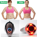 Portable Ultrasonic Body Slimming Massage Machine Cavitation Photon Radio Frequency RF therapy for Bod Weight Lose