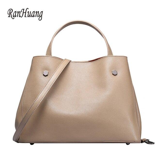 New 2016 Women Luxury Handbags Famous Brands Genuine Leather Handbags Ladies Fashion Shoulder Bags Briefcase bolsa feminina A337