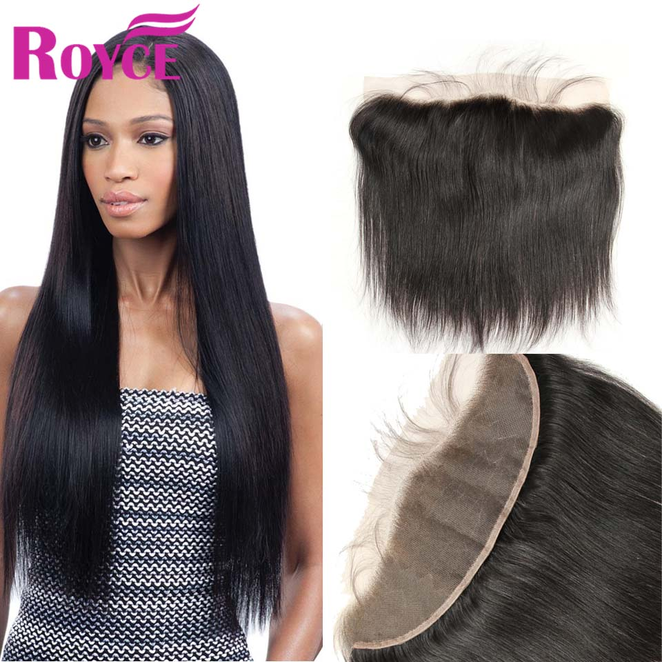 Royce font b Hair b font 13x4 font b Straight b font Lace Frontal Closure font