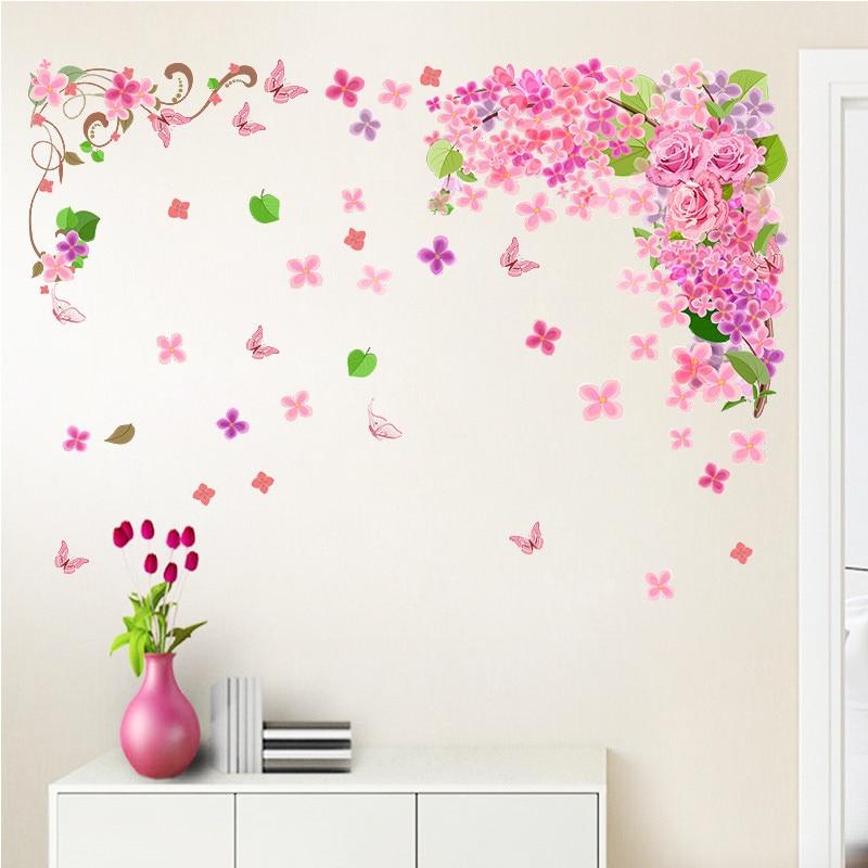 bloemen vlinders-koop goedkope bloemen vlinders loten van chinese, Deco ideeën