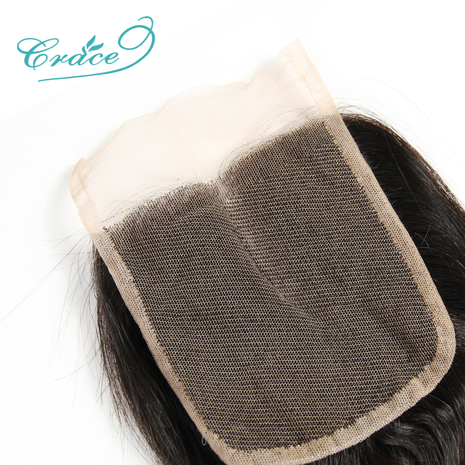 HTB1hXZyXtfvK1RjSszhq6AcGFXa4 Ali Grace Hair Brazilian Straight Hair Bundles With Closure 4*4 Middle Free Part 2 Option 100% Remy Human Hair With Closure