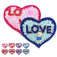 100ชิ้น/กล่องความงามดอกกุหลาบสบู่หัวใจรักสบู่แฮนด์