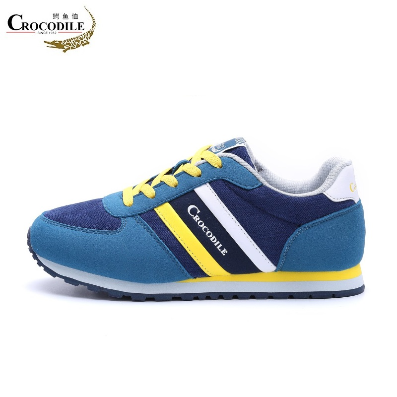 Leisure, Trend, Shock-absorbing, Color, CROCODILE, Shoes