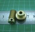 0.5 M-20 T verme engrenagem relação de redução 1:20-brinquedos de controle Remoto de alta velocidade engrenagem da engrenagem de direção combinação