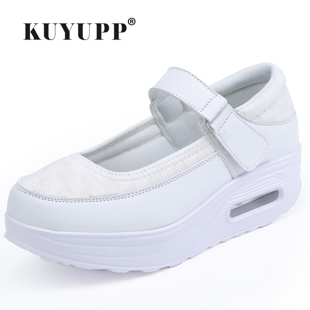 Mary Janes Style Women Casual Shoes Fashion Low Top Platform Shoes zapatillas deportivas mujer Breathable Women Trainers YD129