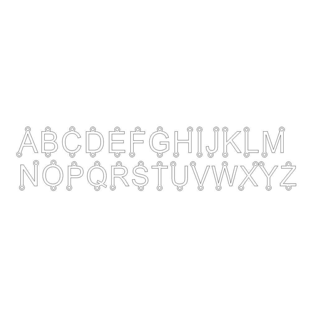 小さなゴールドサイドウェイ初期ネックレスカスタムネームネックレスパーソナライズ文字チョーカーネックレスジュエリー花嫁介添人女性のギフト