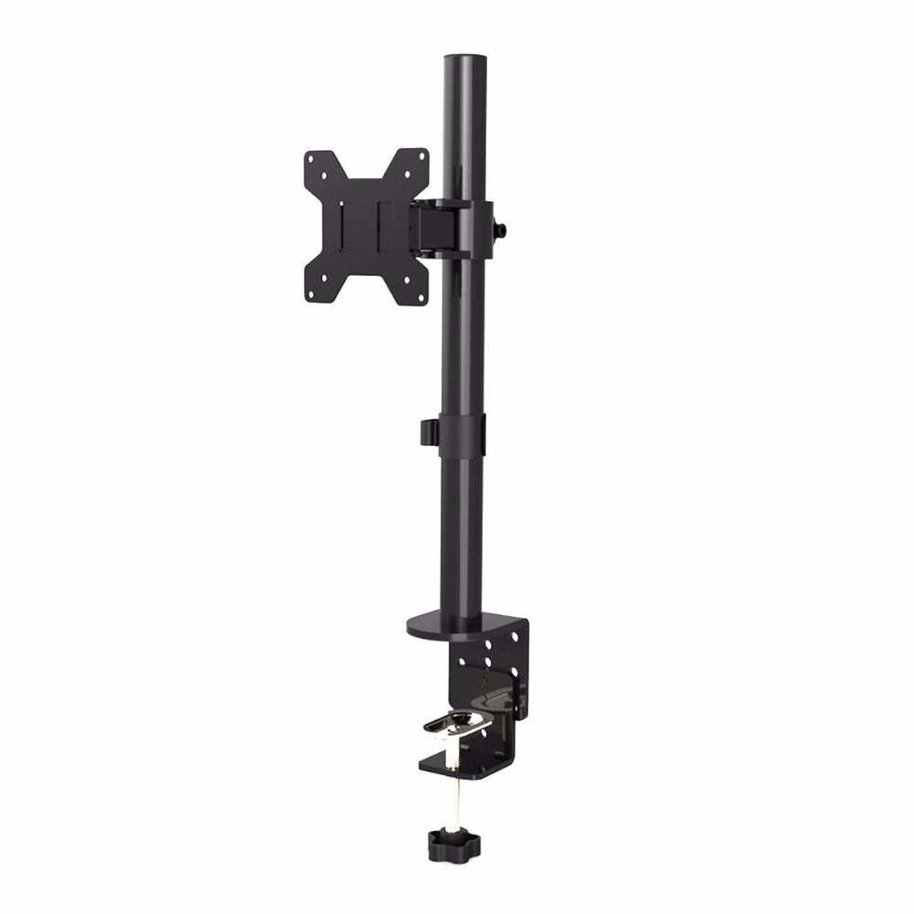 Suptek Fully Adjustable Single Arm Lcd Led Monitor Stand