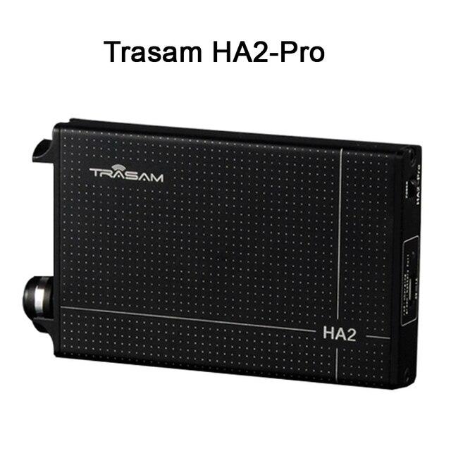 新しいtrasam ha2-pro極端なバージョンハイファイアンプ離散クラスaポータブルイヤホンハイファイアンプヘッドホンパワーアンプ