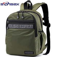2019 Both Shoulders Package Man Backpack Will Capacity Leisure Time Business Trip Package Computer Package Student A Bag