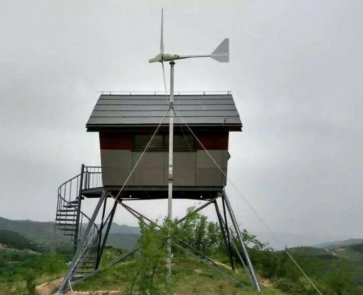 20a00348477 Generador Eolico 2000 W 48 V 96 v casa uso molino de viento viento para  Turbinen Generador de años de garantía + 2000 W viento controlador solar en  ...
