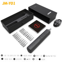 JAKEMY Cordless Electric Screwdriver Set Rechargeable Power Screw Driver Kit Mobile Phone Glasses RC Drone Repair Hand Tools Set