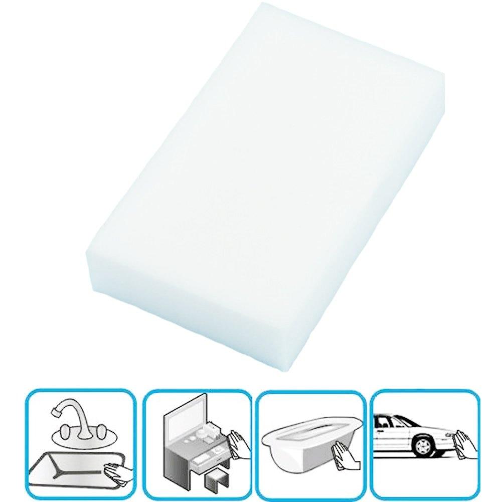 20Pcs Magic Multi Sponge Clean Foam Cleaner Cleansing Eraser Car Wash Kitchen