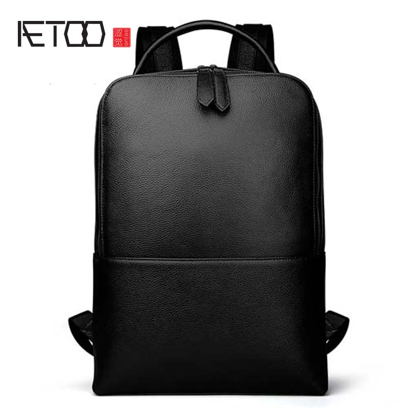 AETOO Backpack Men travel pack Bag Men Luggage Backpack Large Capacity Multifunctional Waterproof laptop backpack large capacity men canvas backpack mochila laptop backpack mountaineering versatile bag travel luggage bag