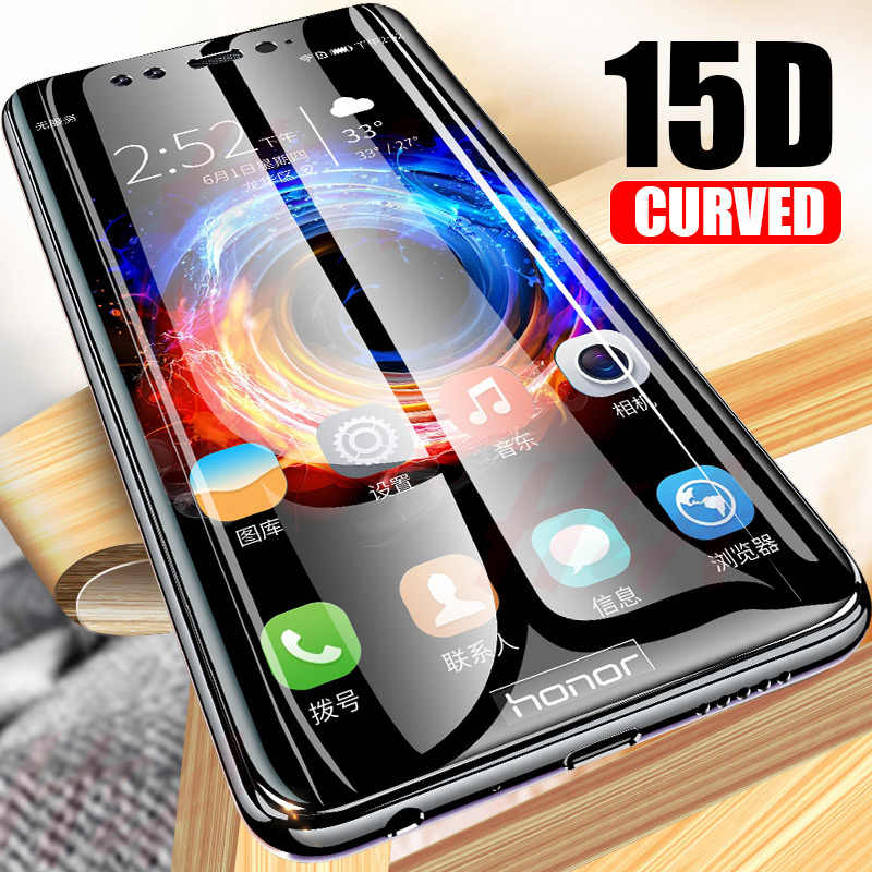 H&A 15D Protective tempered glass for Huawei P30 Lite Honor 9Lite P10 Lite P10 Plus glass screen protector Honor 9 Lite 10 glass