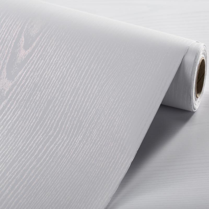 Thickening 3d Wood Wallpaper Chiffonnier Self Adhesive Paper Waterproof Boeing Film Furniture Adhesive Paper For Furniture