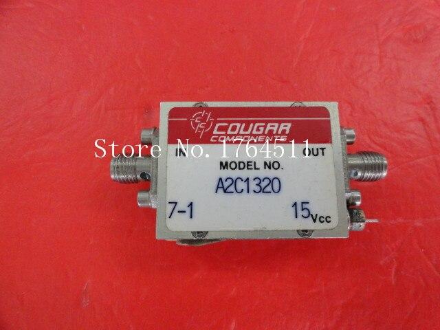 [BELLA] COUGRR A2C1320 0.5-1.709GHz 15V SMA Supply Amplifier