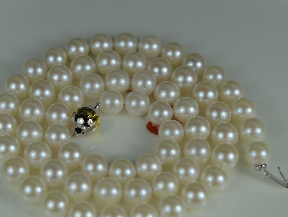 AAA+ AKOYA sea Pearl , Perfect  Round ,  lustre, smooth, 6 mm, 43cm. Pearl005, Christmas giftAAA+ AKOYA sea Pearl , Perfect  Round ,  lustre, smooth, 6 mm, 43cm. Pearl005, Christmas gift