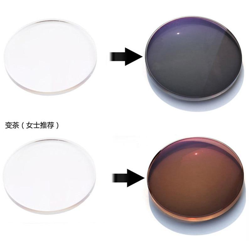 Lens Progressive Multifocal linzalar Reçeteli linzalar Xüsusi - Geyim aksesuarları - Fotoqrafiya 2