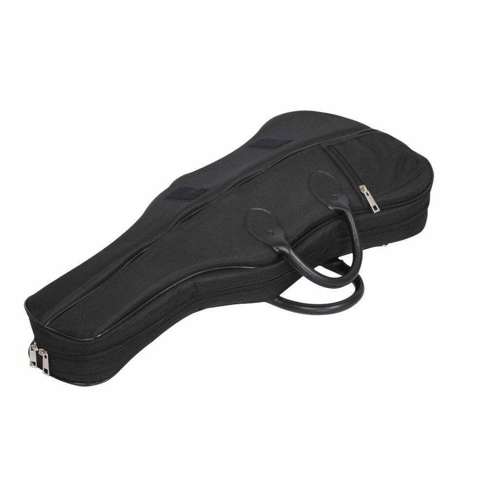 Housse pour violon sac à main boîte de rangement souple étanche Oxford 4/4 accessoire de Protection pour violon V003