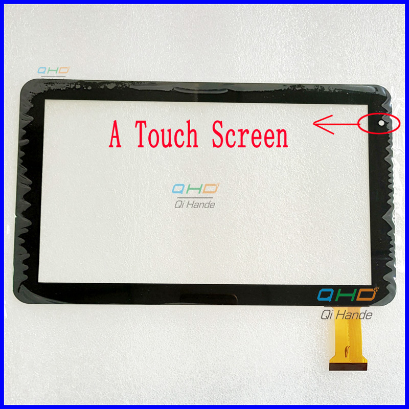 New For 10.1'' Inch Polaroid Infinite MID1047 Touch Screen Digitizer Sensor Tablet PC Replacement Front Panel High Quality new for 7 inch fpc dp070002 f4 touch screen digitizer sensor tablet pc replacement front panel high quality