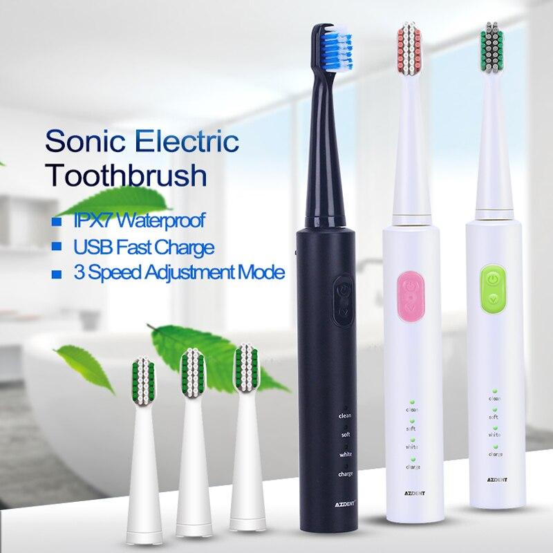 Электрическая зубная щётка Azdent AZ-1 Pro