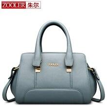 Zooler echtem leder tasche damen luxus frau taschen top griff handtaschen feste high-end-qualität tasche bolsa feminina #3669