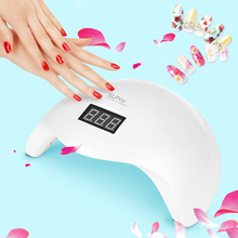 Professional Nail Lamp Dryer LED Phototherapy Drying Nail Gel Polish Lamp 48W Manicure Tool for Nails EU US AU UK Plug
