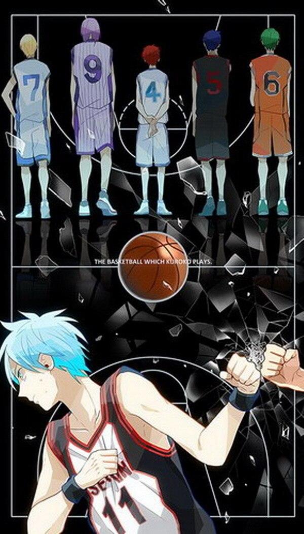 Kurokos Basketball Anime Characters 120*210CM Single-side Quilt Cover #36508Kurokos Basketball Anime Characters 120*210CM Single-side Quilt Cover #36508