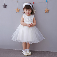 Baby Girl Dresses Party Wear Vestido Infant Toddler 2019 Fashion Baby Girls Clothes for 3 6 8 12 18 24 Month RBF174014