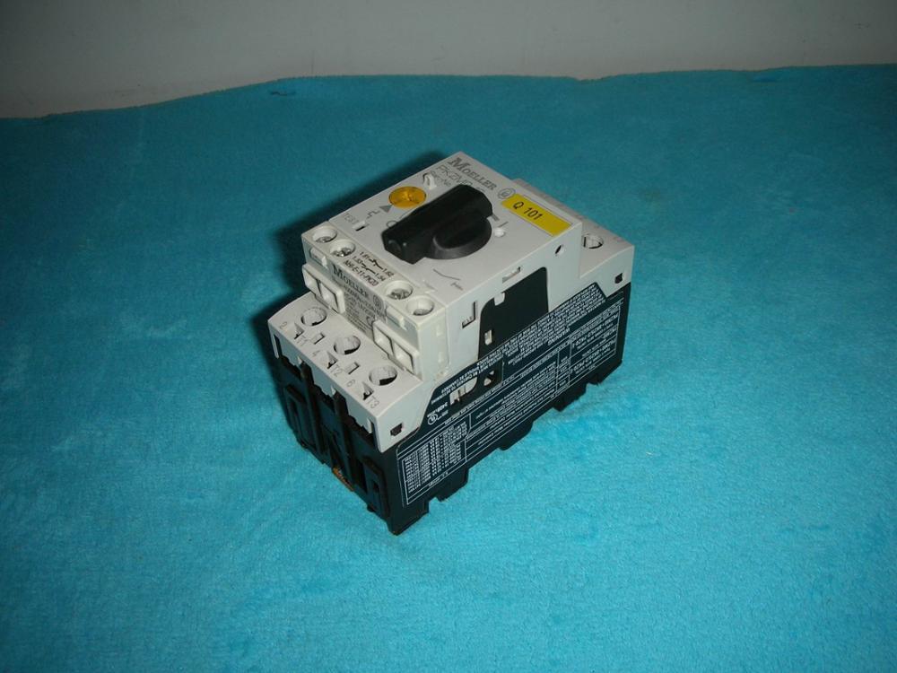 1PC USED PKZM0-16 MOELLER 1pc used electric ebe 200 input module 24vdc moeller digital