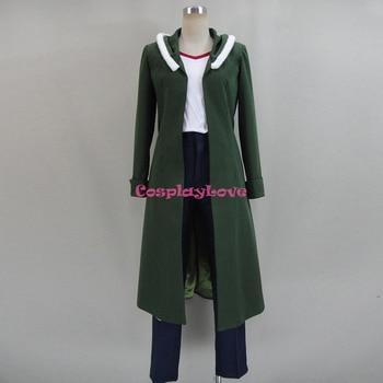 Akame ga Kill Custom Made Night Raid Lubbock Cosplay Costume