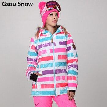 Snowboarding Jackets