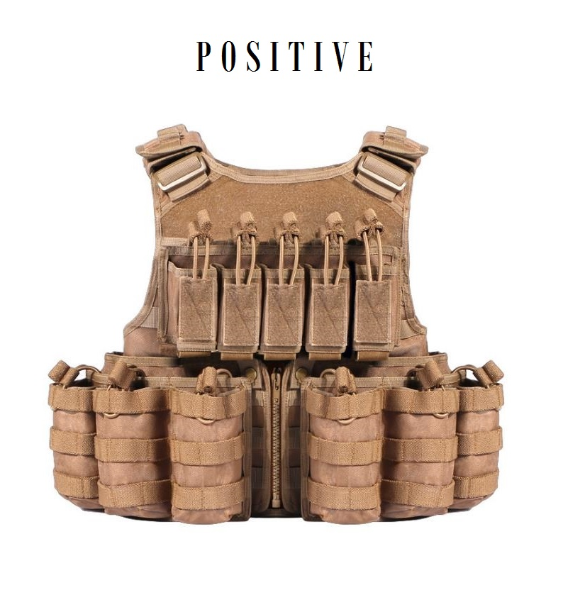 Jungle base tactical vest multifunction battle armour outdoors human CS field as training suit equipment upgraded version of the cs special tactical vest vest american field equipment thickening tactical vest
